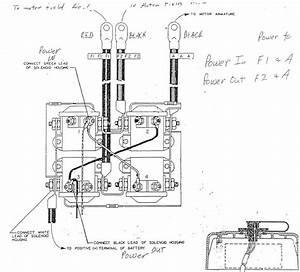 Harbor Freight Winch Solenoid Wiring Diagram