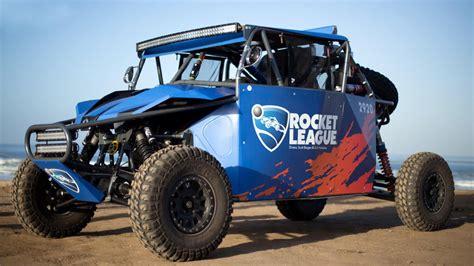 Team Rocket League Takes On The Baja 1000 | Rocket League ...