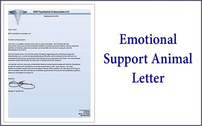 emotional support animal letter gallery of esa travel letter 41480
