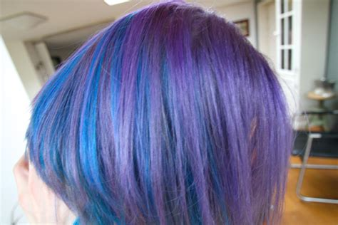 Galaxy Hair Hairandflair