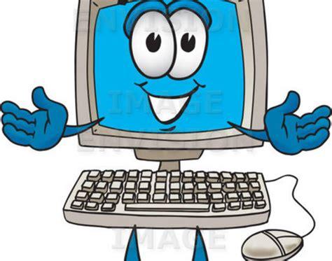 Computer Clipart Funny Computer