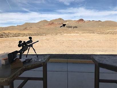 Steel Hornady Ringing 1000yds Shooting County Washoe