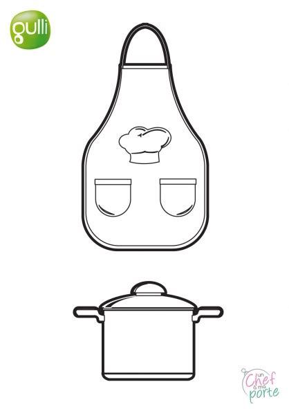 chef de cuisine 10 dessins de coloriage toque de cuisinier à imprimer