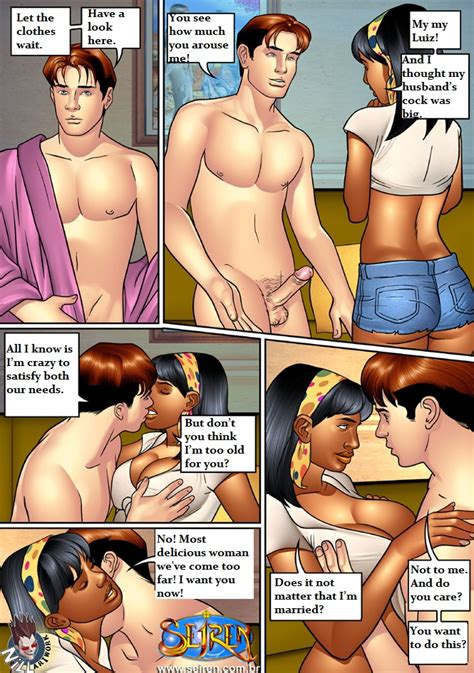 Seiren Priminha Gostosa My Sexy Cousin 8 Porn Comics
