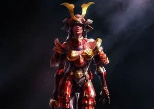 Anime, Women, Fantasy, Armor, Samurai, Wallpapers, Hd, Desktop, And, Mobile, Backgrounds