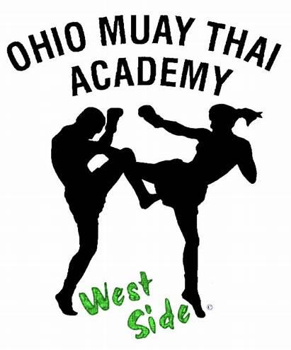 Thai Muay Clipart Kickboxing Logos Clipground Ajilbabcom