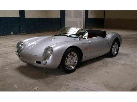 porsche 550 spyder 1955 porsche 550 spyder replica for sale classiccars com