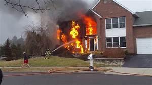 Fire In Langhorne - Laurel Oaks - 2  9  2018