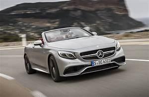 Mercedes S63 Amg : 2017 mercedes benz s500 s63 amg cabriolet review gtspirit ~ Melissatoandfro.com Idées de Décoration