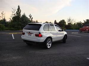 Bmw Automobiles  Bmw X5 2002 White