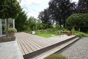 Terrasse Bauen Anleitung : garten terrasse bauen ~ Markanthonyermac.com Haus und Dekorationen