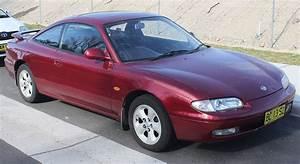1996 Mazda Mx6 Specs
