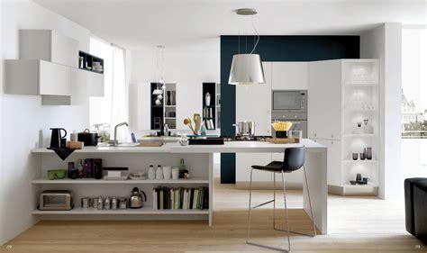 open modern kitchens   pops  color