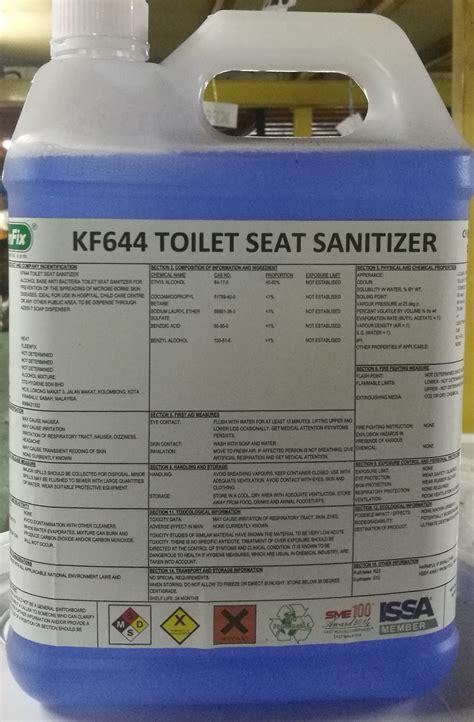 kf toilet seat sanitizer kleenfix