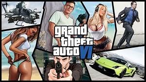 GTA 6 - Trailer 2017 - YouTube