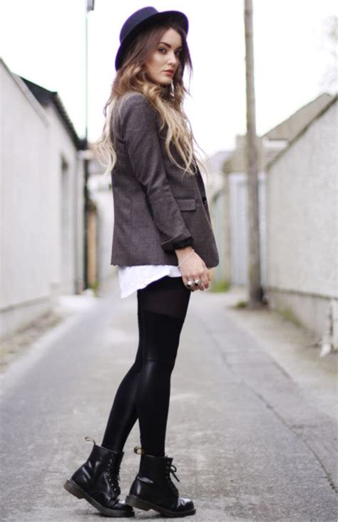 72 best Doc Martens Make the Outfit images on Pinterest | Doc martens Doc martens fashion and ...