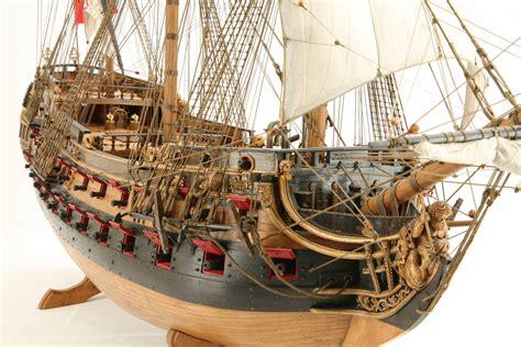 ship model wappen von hamburg   detail views
