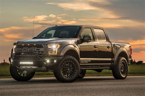 2017  2019 Ford Raptor F150 Pickup Truck Hennessey