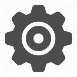 Settings Cog Icon