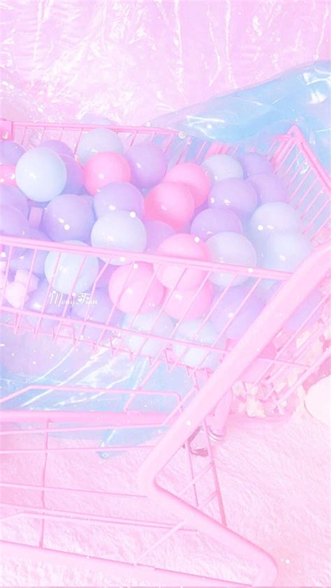 aesthetic pastel pink wallpapers
