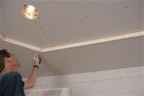 Cost To Add Tray Ceiling by Tray Ceiling Installation For Homeowners How To