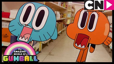 Gumball The Spoon Clip Cartoon Network Youtube