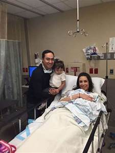 Congressman Joaquin Castro celebrates birth of second ...