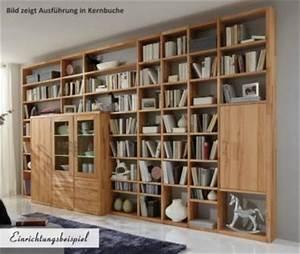 Wohnwand Kernbuche Massiv Günstig : kernbuche b cherregal massiv g nstig online kaufen yatego ~ Bigdaddyawards.com Haus und Dekorationen
