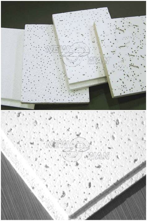 cheap mineral fiber board mineral fiber ceiling tile