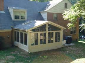chion sunrooms patio rooms screen rooms in maryland