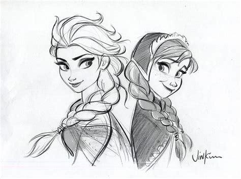 디즈니 컨셉 아트, 디즈니 겨울왕국, 디즈니