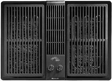 "Jenn Air 30"" Outdoor Electric Downdraft Grill  JED7430AAB"