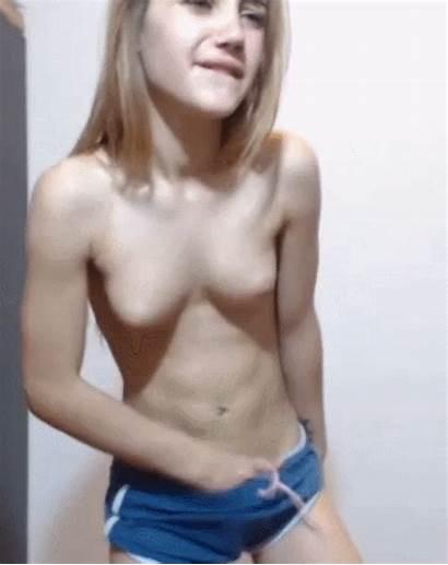 Teen Gifs Pose Smutty Fun Masturbation Bdsmlr