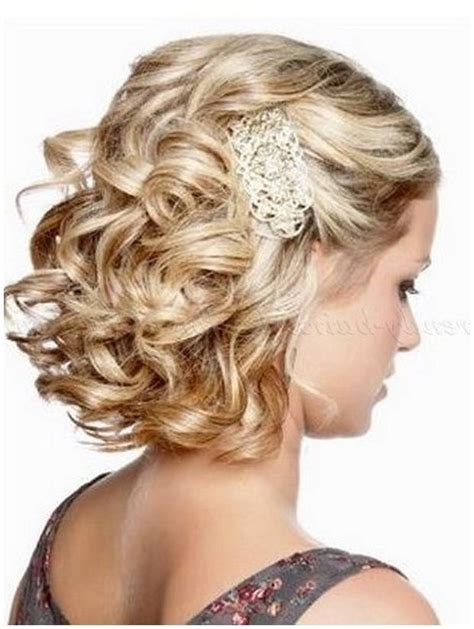 mother   bride hairstyles  shoulder length hair