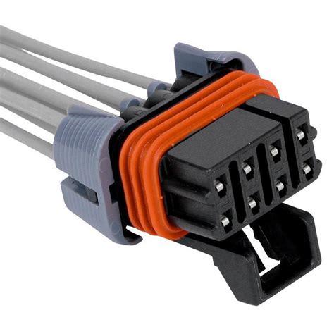 Gmc Wiring Harnes Connector by Acdelco 174 Gmc Sonoma 2003 Gm Original Equipment Engine