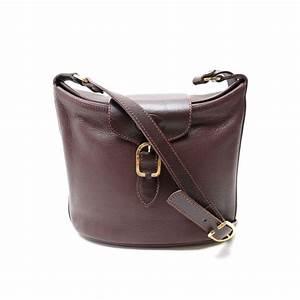 Sac Bandoulière Cuir Marron : sac a main longchamp bandouliere cuir graine marron ~ Melissatoandfro.com Idées de Décoration