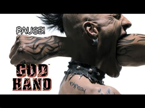 BUT THAT PUNCH THO! [GOD HAND] - YouTube