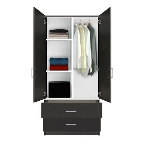 wardrobe cabinet with drawers alta wardrobe armoire 2 drawer wardrobe shelves