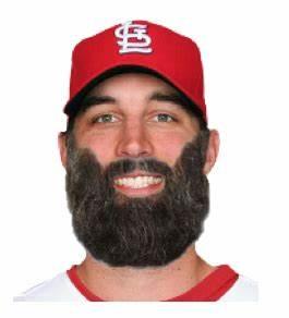 Adam Wainwright Beard