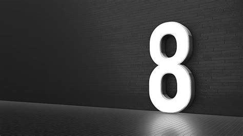 Number 8 Pictures, Images And Stock Photos