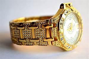 Imagen Gratis  Reloj De Pulsera  Joyas  Oro  Lujo  Reloj