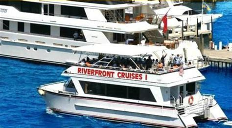 riverfront cruises fort lauderdale