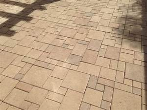Interlocking Pavers - Modern - Patio - Orange County - by ...