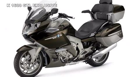 The 2017 Bmw K 1600 Gtl Exclusive