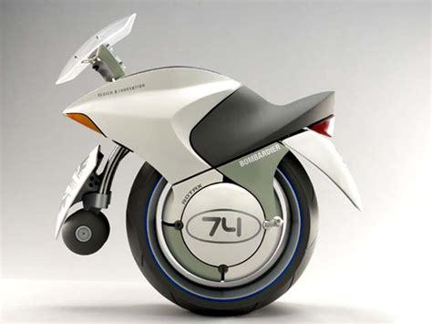 Top 10 Futuristic Concept Bike Designs