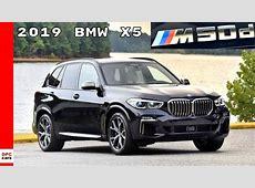 2019 BMW X5 M50d YouTube