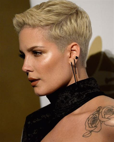 short haircuts hairstyles  pixie cuts   glamour