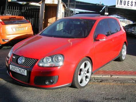 Used Volkswagen Golf 5 GTI | 2007 Golf 5 GTI for sale | Windhoek Volkswagen Golf 5 GTI sales ...