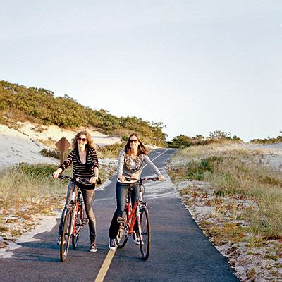 Biking Cape Cod Day One Provincetown & The Province