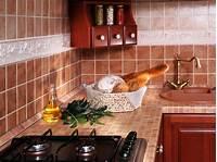 counter top tile Tiled Kitchen Countertops | HGTV